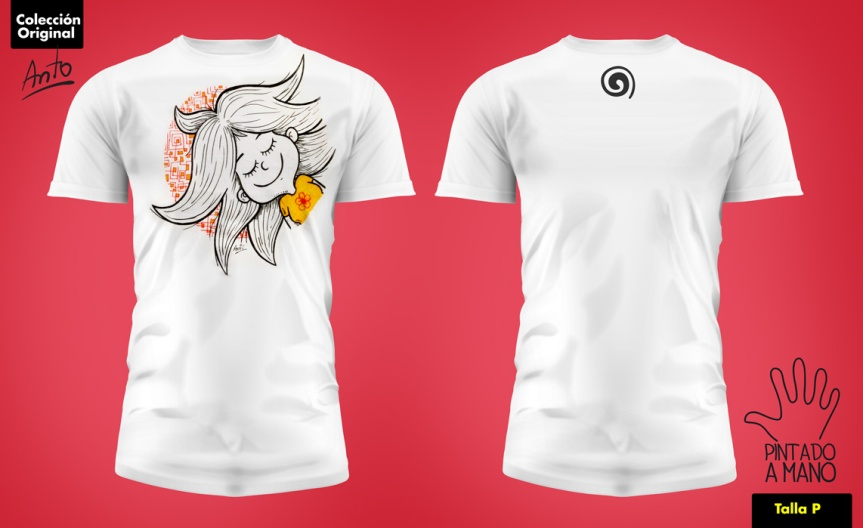 Subasta 04 – CamisetaAnto