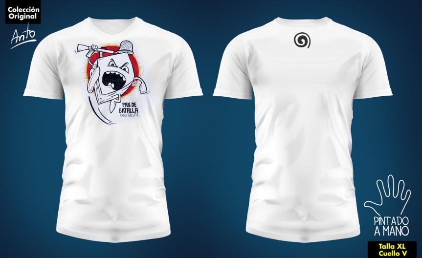 Subasta 05 – CamisetaAnto
