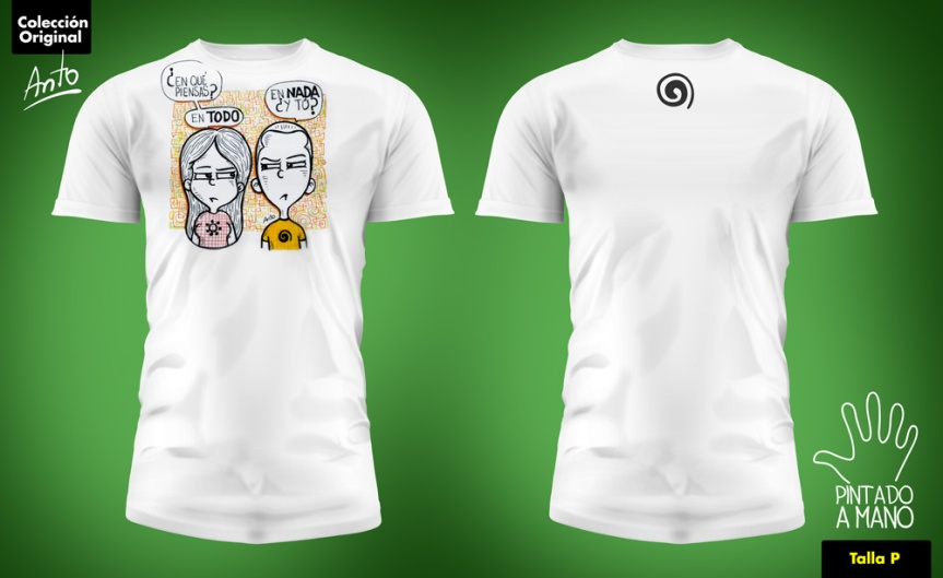 Subasta 07 – CamisetaAnto