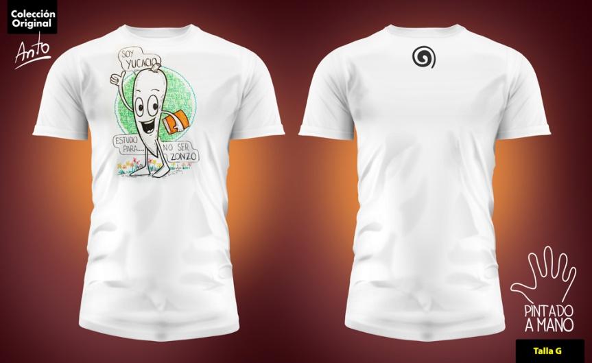 Subasta 09 – CamisetaAnto