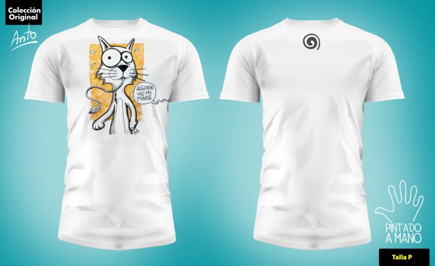 Subasta 11 – CamisetaAnto