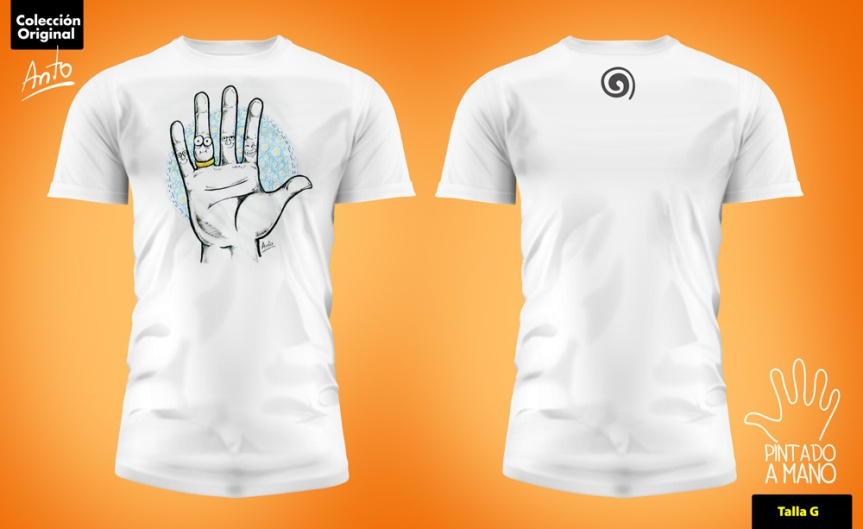 Subasta 13 – CamisetaAnto