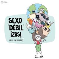 """Sexo """"débil""""... ja!"""