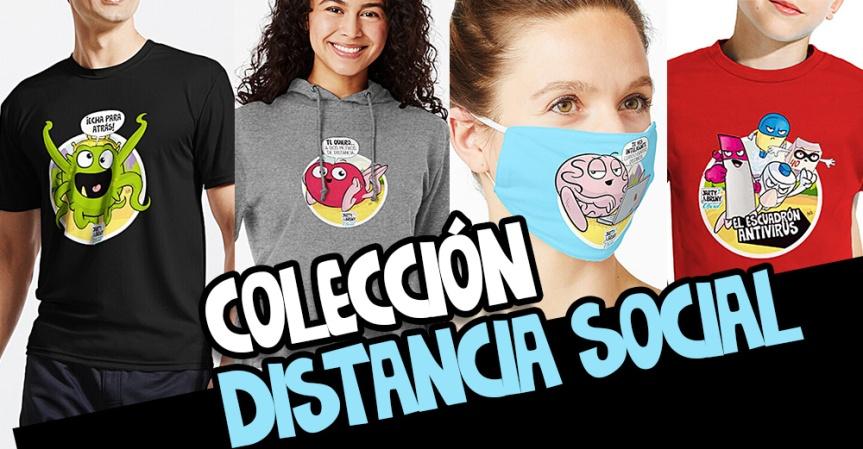 """NUEVA COLECCIÓN """"DISTANCIA SOCIAL"""""""