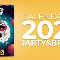 Calendario 2021 JARTY&BRENY