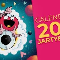 YA ESTÁ AQUÍ EL CALENDARIO 2021 de JARTY&BRENY